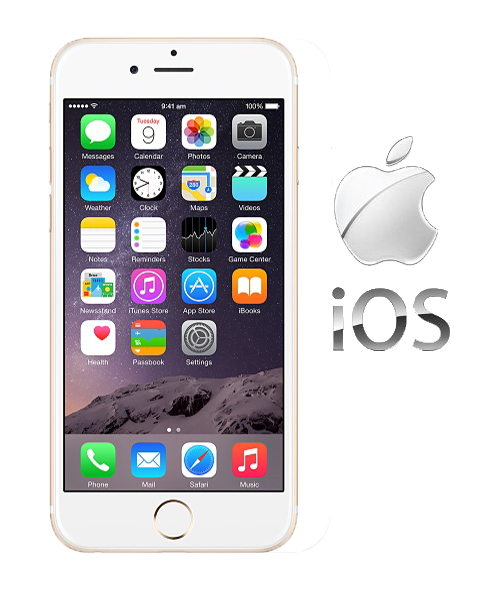 Apple ios mobile apps